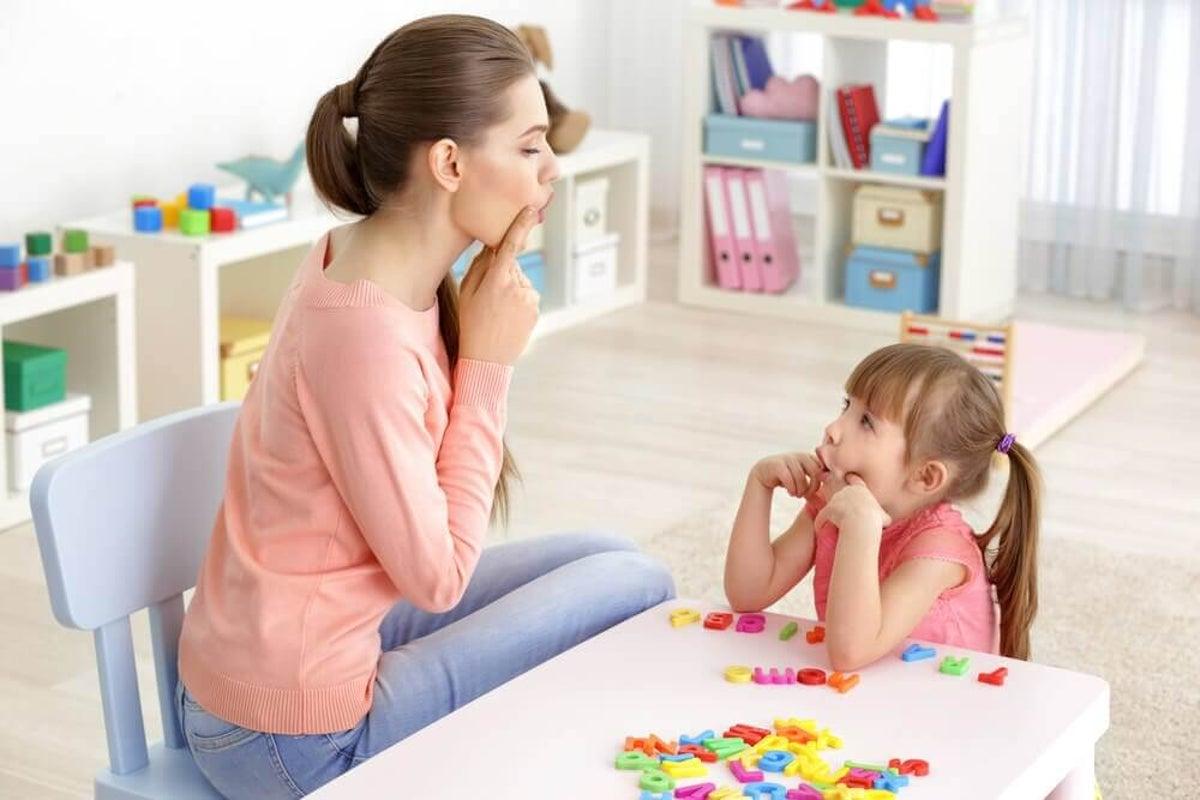 Come parlare ad un bambino